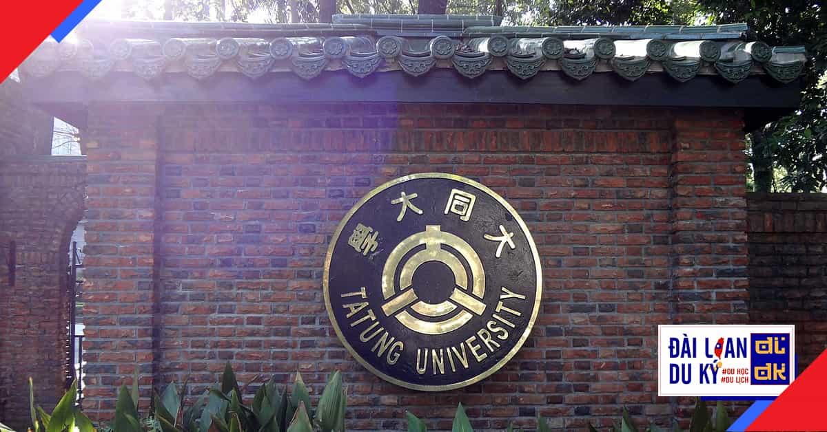 Đại học Đại Đồng TTU Tatung University
