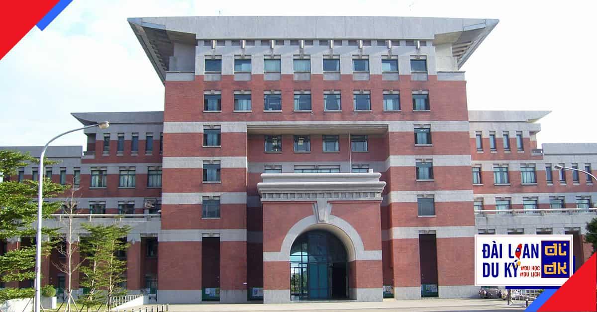 Đại học Khai Nam KNU Kainan University