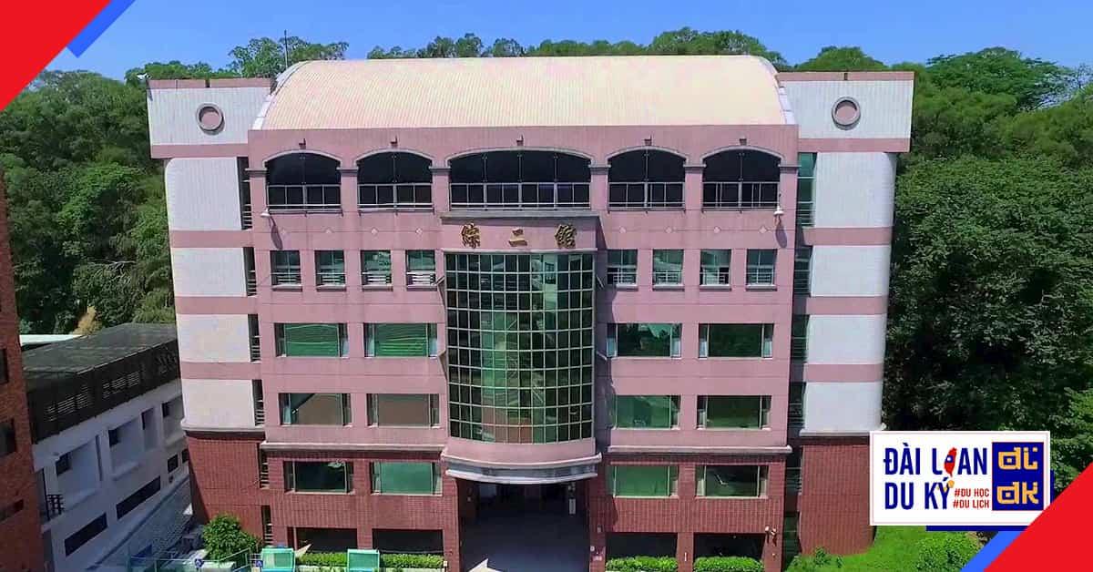Đại học khoa học kỹ thuật Đại Hoa TUST Ta Hwa University of Science and Technology