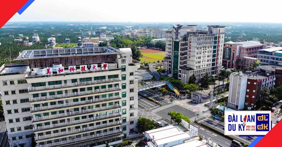 Đại học khoa học kỹ thuật Mỹ Hòa MU Meiho University