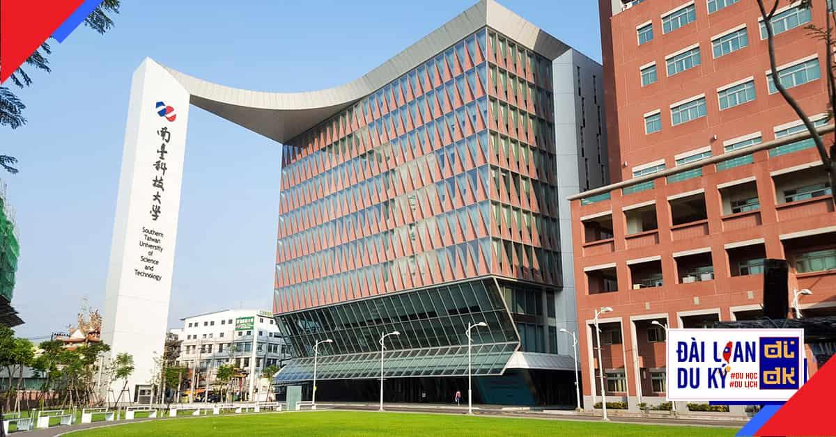 Đại học khoa học kỹ thuật Nam Đài STUST Southern Taiwan University of Science and Technology