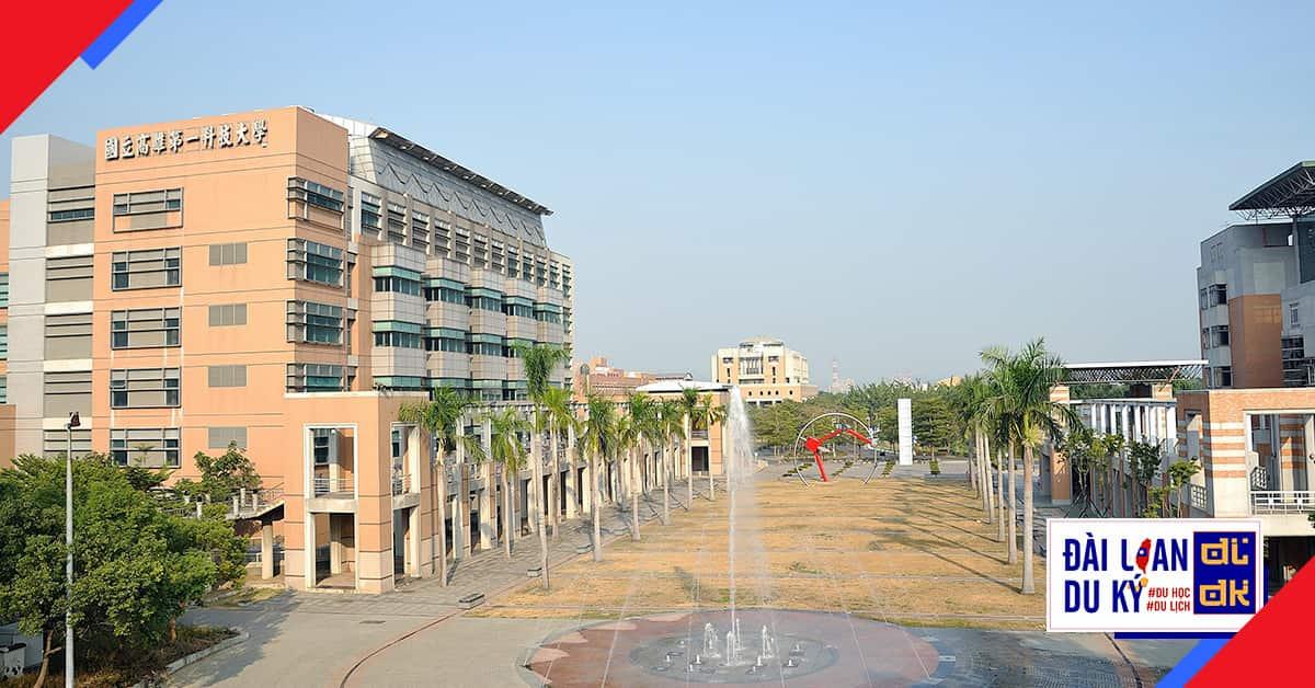 Đại học khoa học kỹ thuật quốc lập Đệ Nhất Cao Hùng NKFUST National Kaohsiung First University of Science and Technology