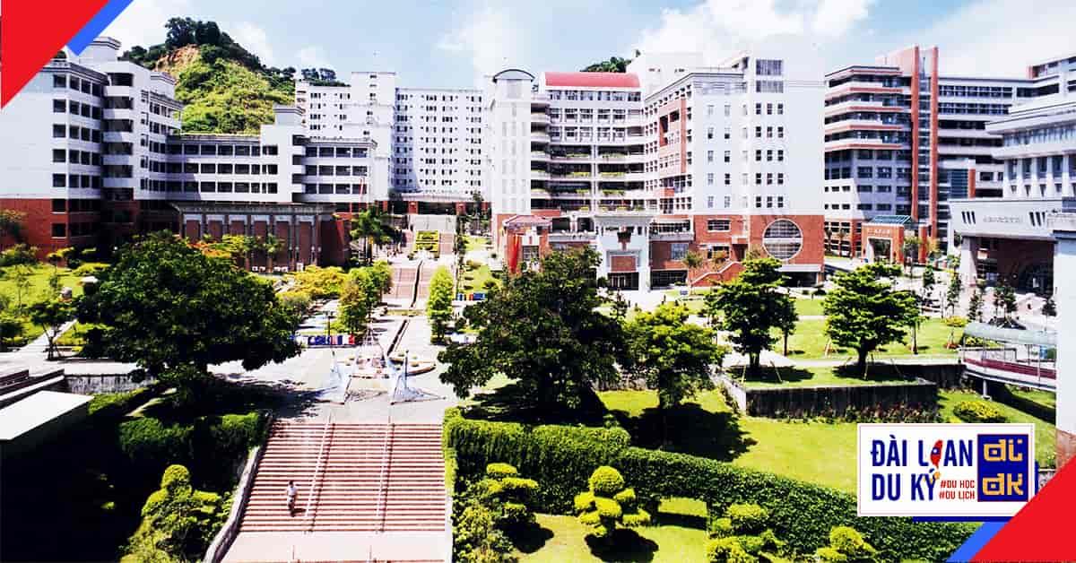Đại học khoa học kỹ thuật Triều Dương CYUT Chaoyang University of Technology