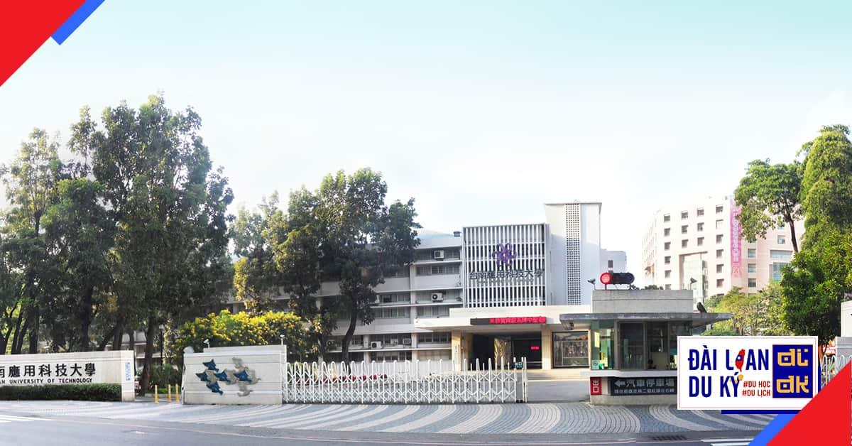 Đại học khoa học kỹ thuật ứng dụng Đài Nam TUT Tainan University of Technology