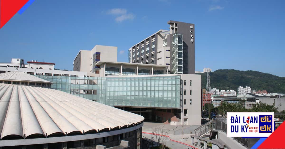 Đại học Phụ Nhân FJCU Fu Jen Catholic University