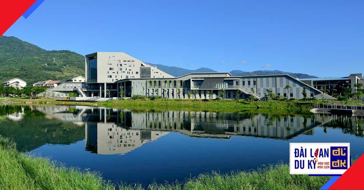 Đại học quốc lập Đài Đông NTTU National Taitung University