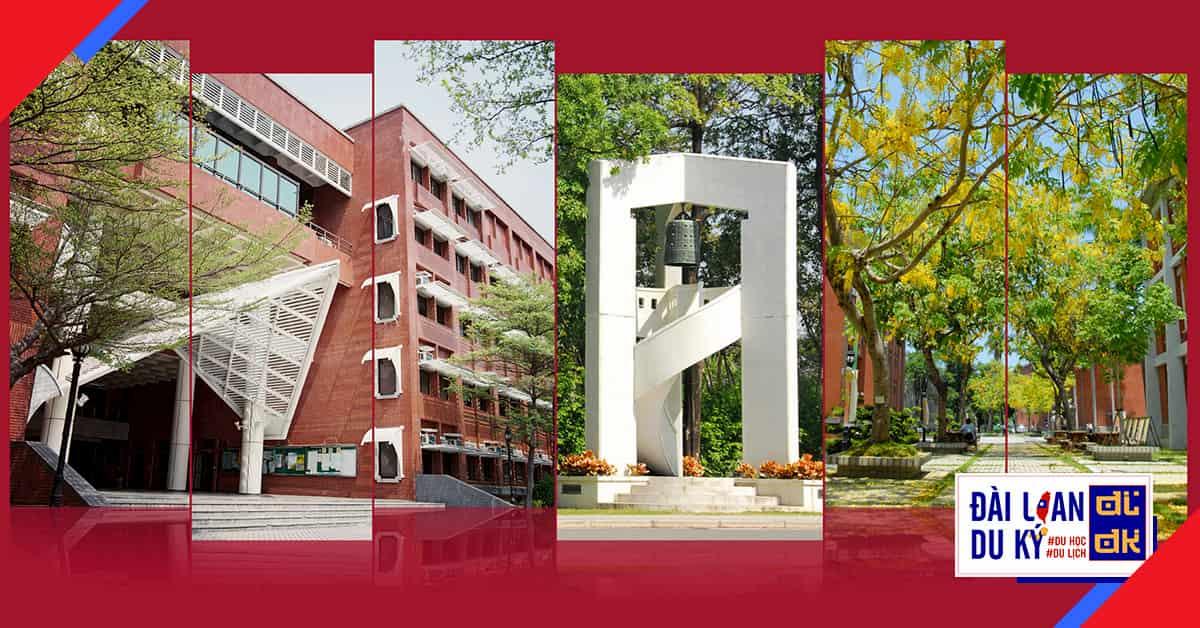 Đại học quốc lập Đài Nam National NUTN University of Tainan