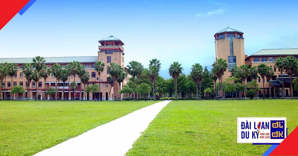 Đại học quốc lập Đông Hoa NDHU National Dong Hwa University