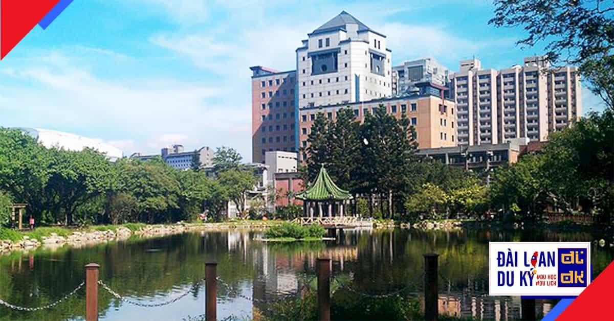 Đại học quốc lập Thanh Hoa NTHU National Tsing Hua University