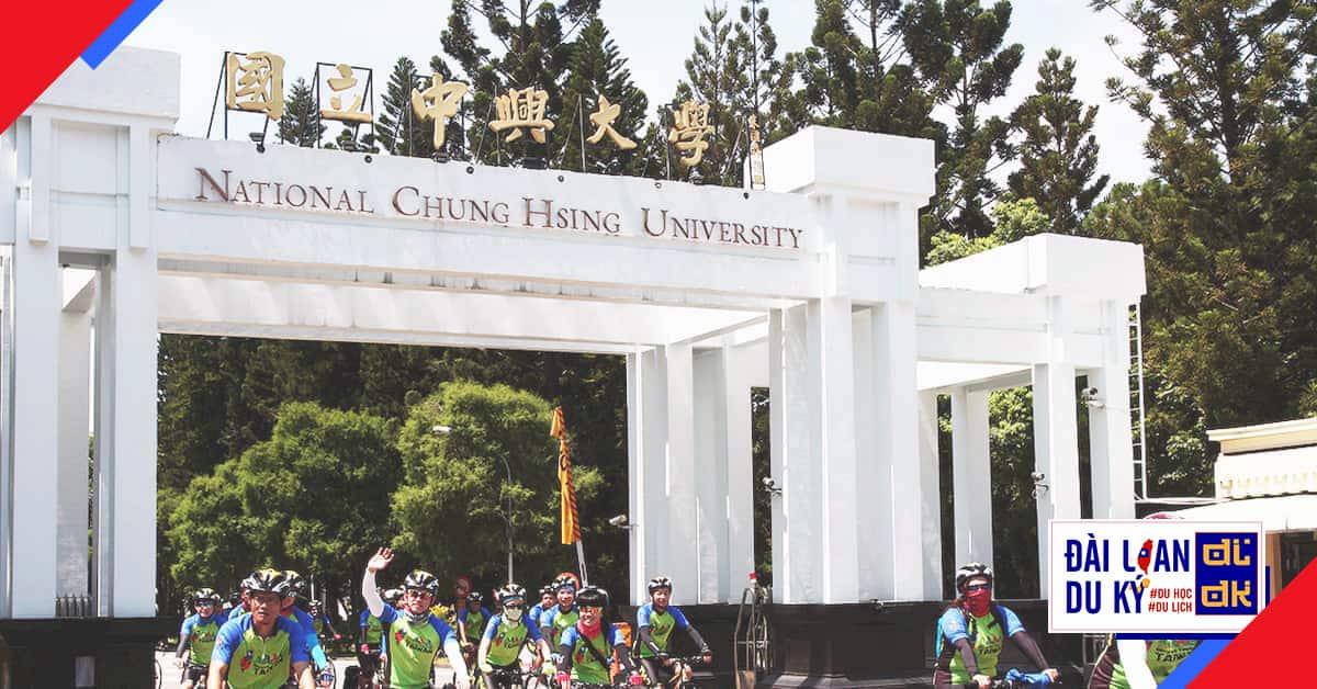 Đại học quốc lập Trung Hưng NCHU National Chung Hsing University