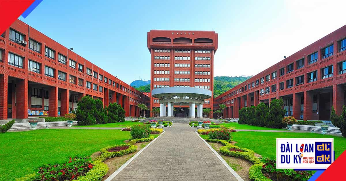Đại học quốc lập Trung Sơn NSYSU National Sun Yat-sen University