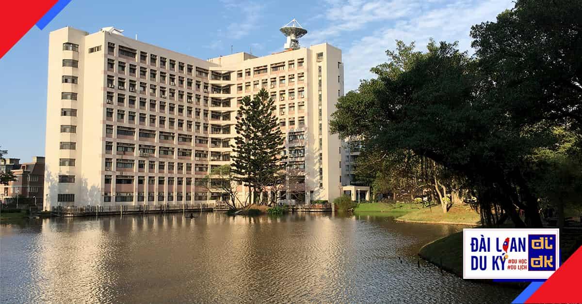 Đại học quốc lập Trung ương NCU National Central University