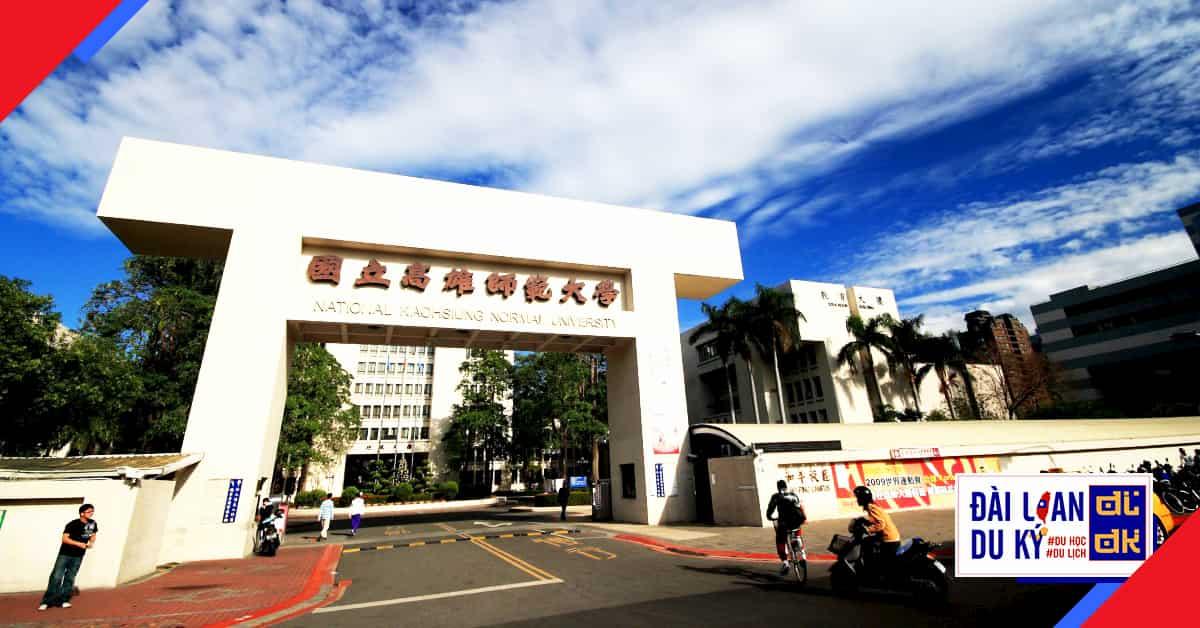 Đại học sư phạm quốc lập Cao Hùng NKNU National Kaohsiung Normal University