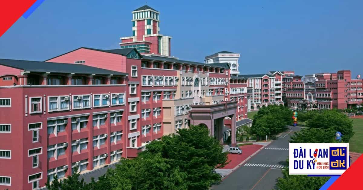 Đại học Thủ phủ Đài Loan TSU Taiwan Shoufu University
