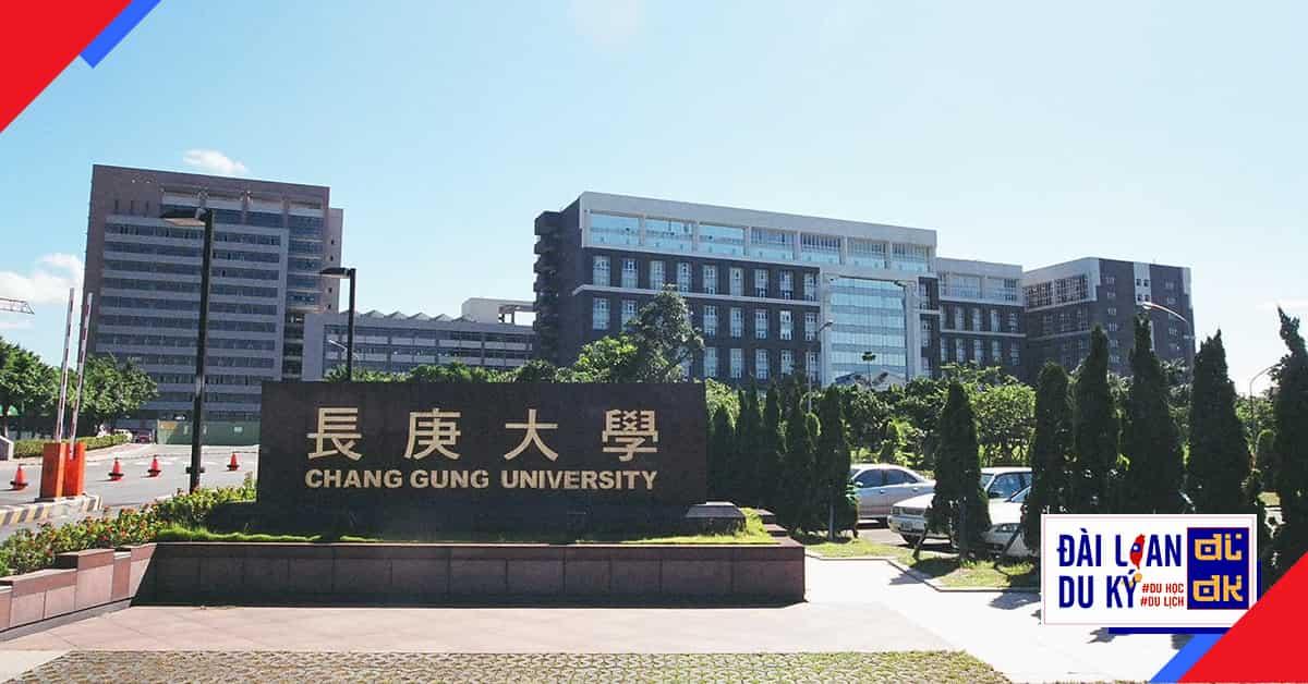 Đại học Trường Canh CGU Chang Gung University