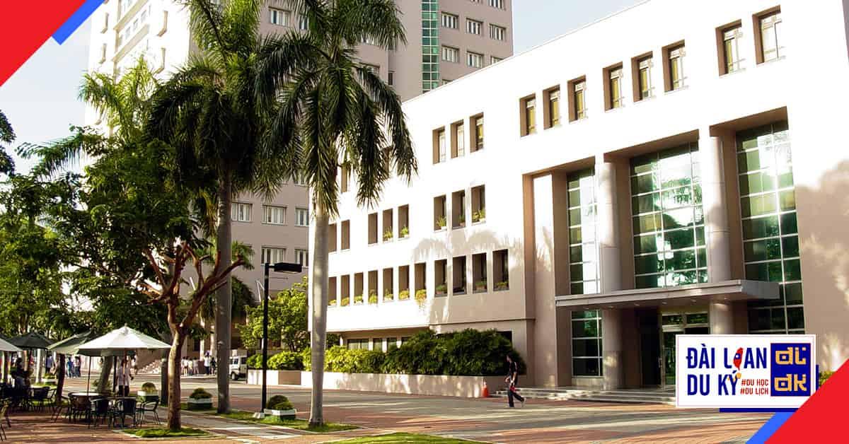Đại học y khoa Cao Hùng KMU Kaohsiung Medical University