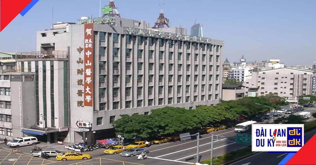 Đại học y khoa Trung Sơn CSMU Chung Shan Medical University