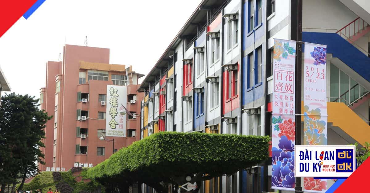 Học viện thiết kế Đông Phương TF Tung Fang Design Institute